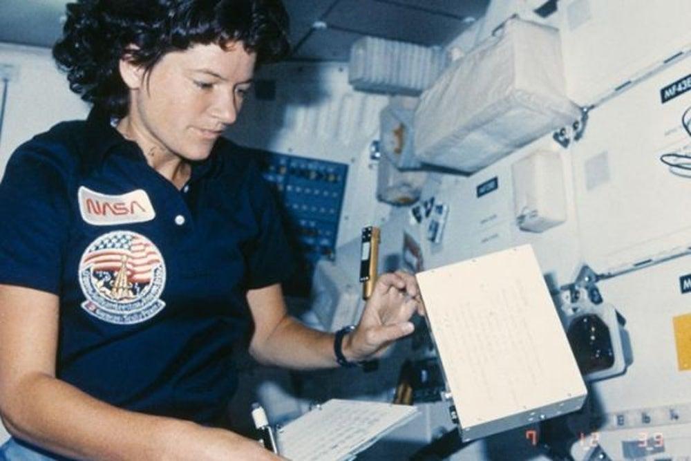 5. Sally Ride