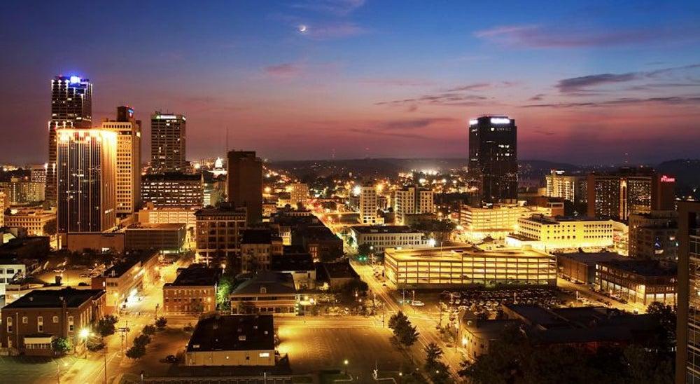 8. Arkansas