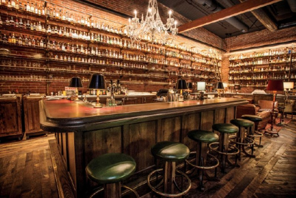 Multnomah Whiskey Library, Portland