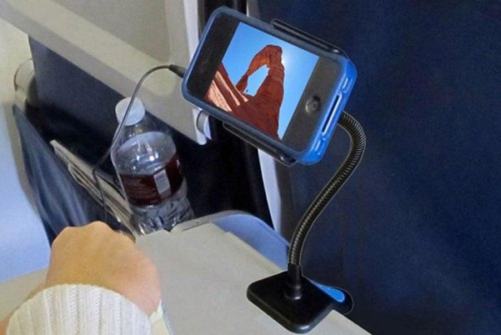 2. Smartphone stand