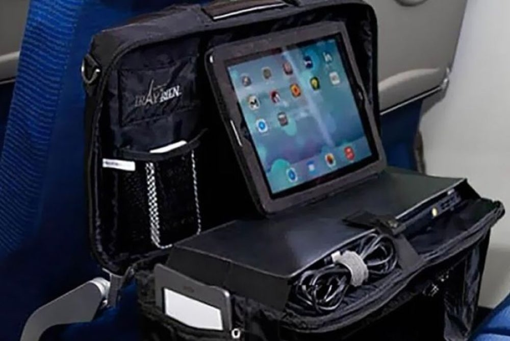 5. Carry-on work station
