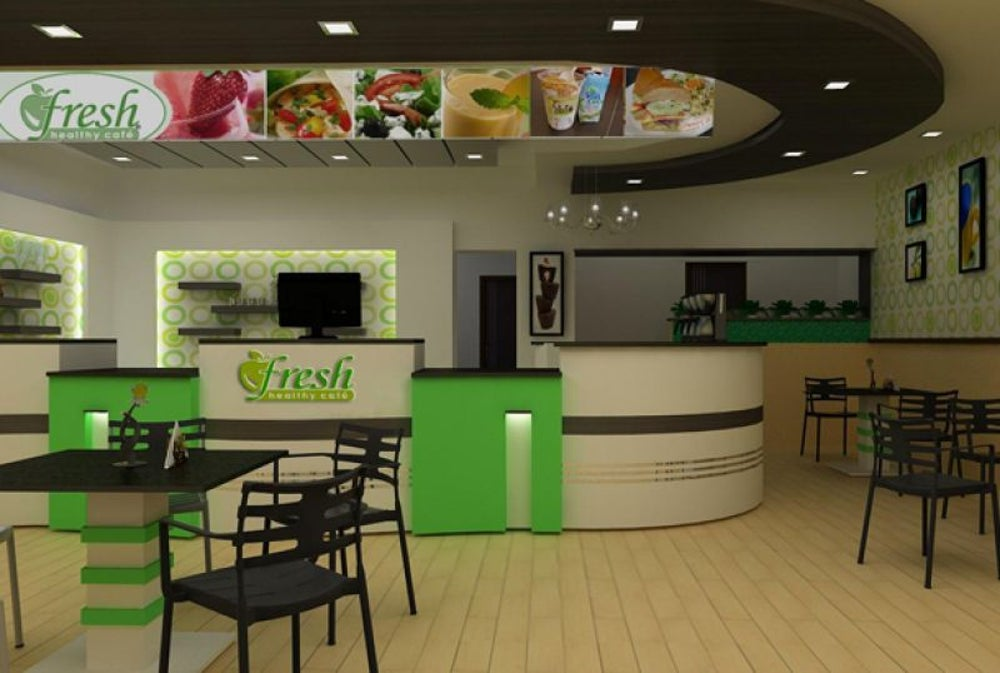 8. Fresh Healthy Cafe