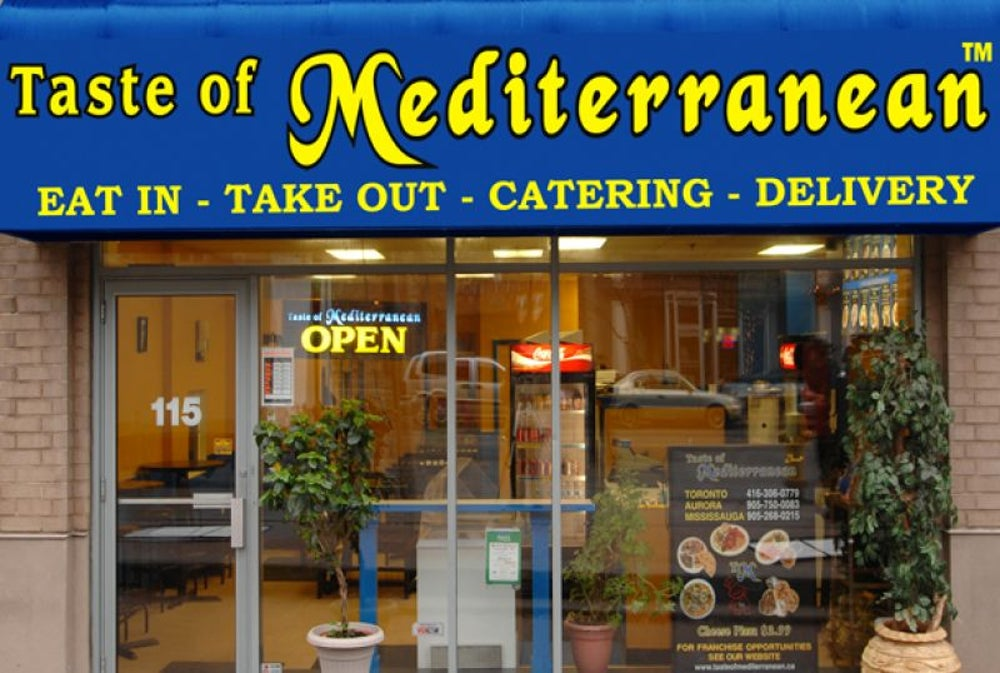 9.Taste of Mediterranean