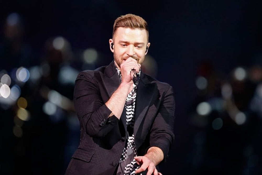"Justin Timberlake and Pharrell Williams worked on the ""I'm Lovin' It"" song."