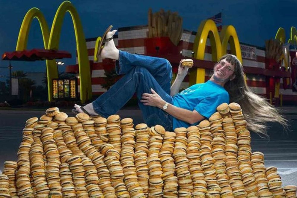 One man has eaten a Big Mac every day since 1972.