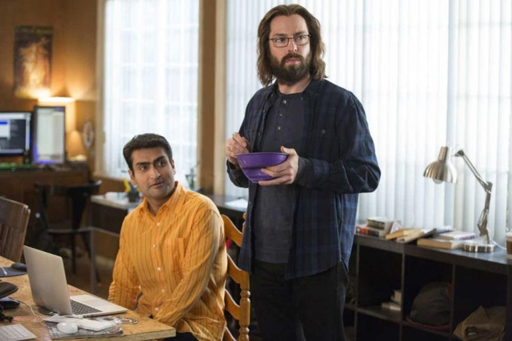 Fail #2: Gilfoyle takes his friendly banter too far