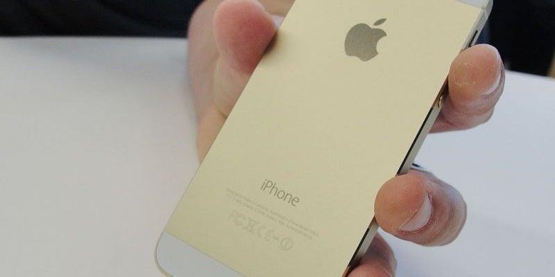 3. iPhone 5