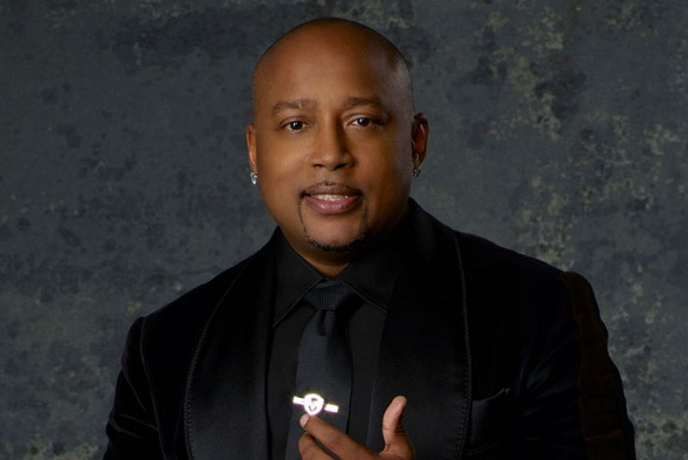 Daymond John: Find your passion and pursue what you love.