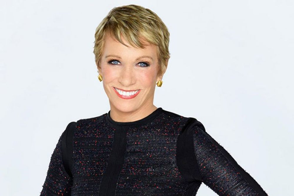 Barbara Corcoran: Be competitive and pigheaded.