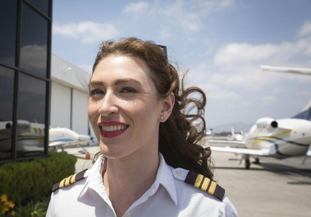 1. Airline Pilot