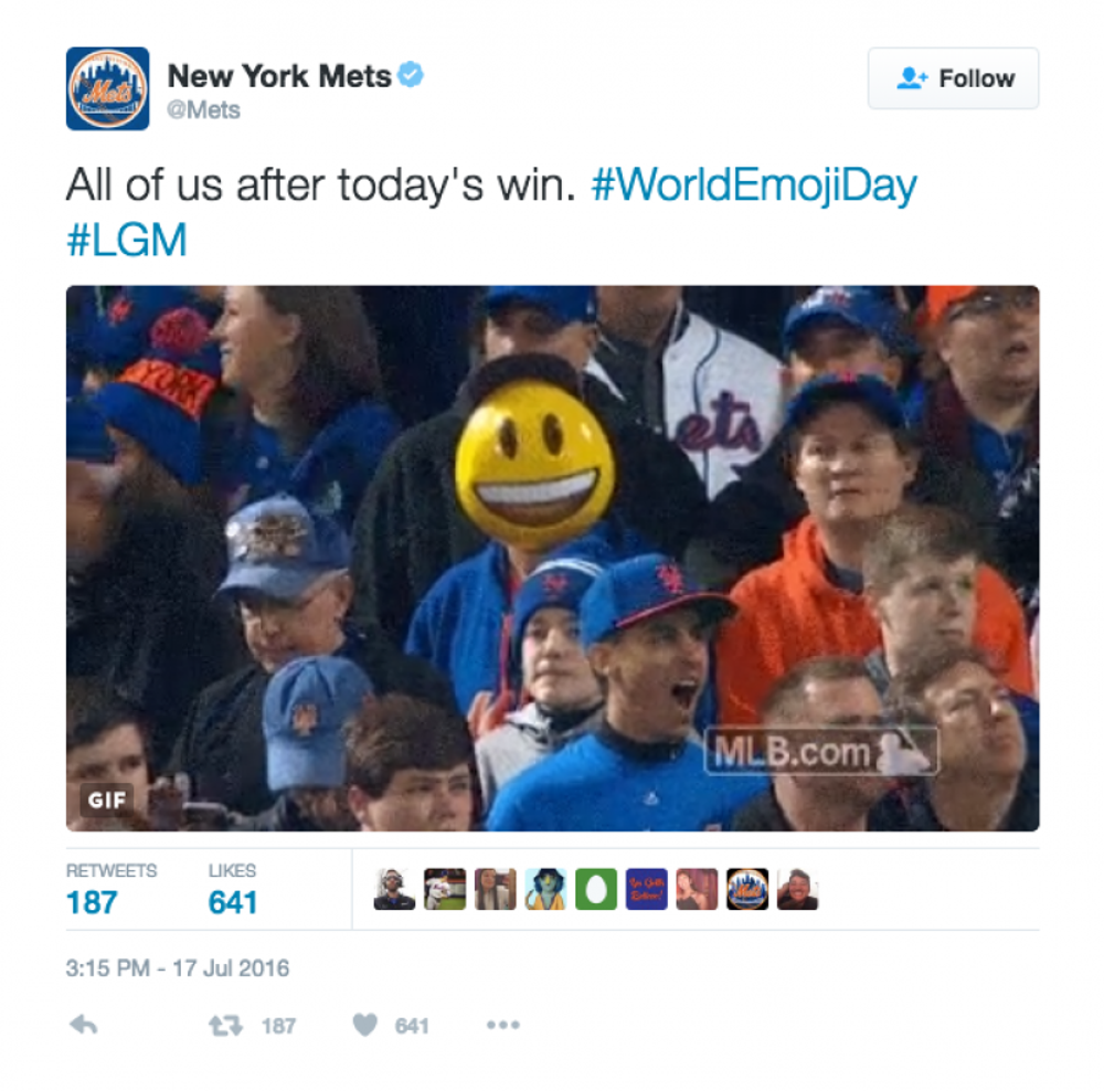 Mets: Emoti-fan