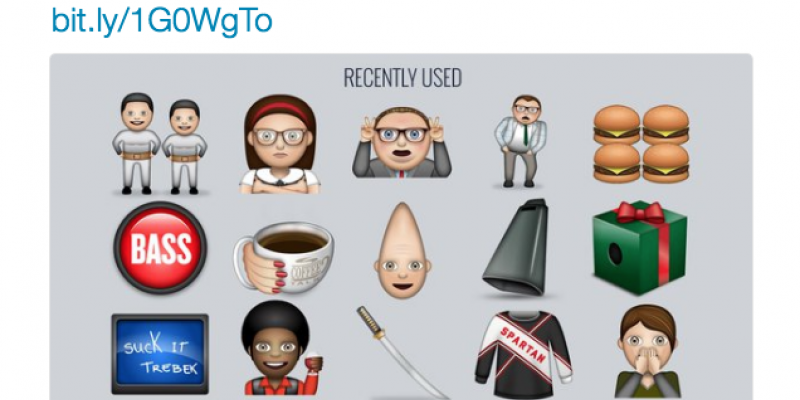 SNL: Classic character emojis