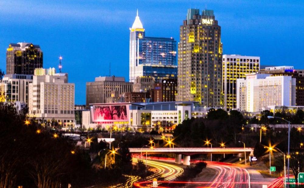 7. Raleigh, N.C.