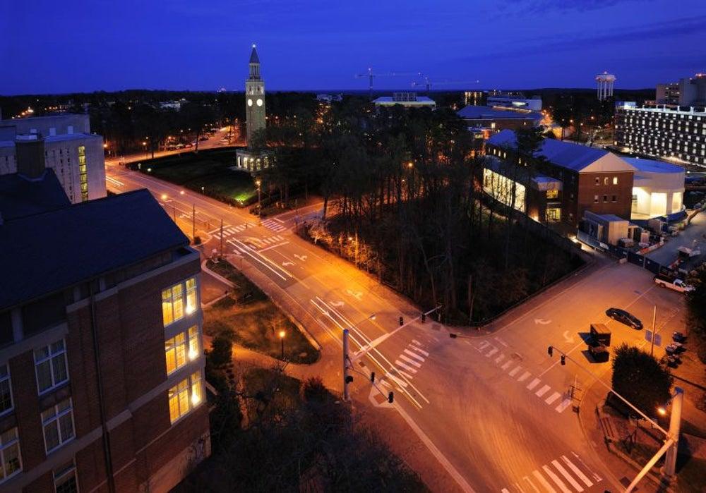 Chapel Hill Town, NC