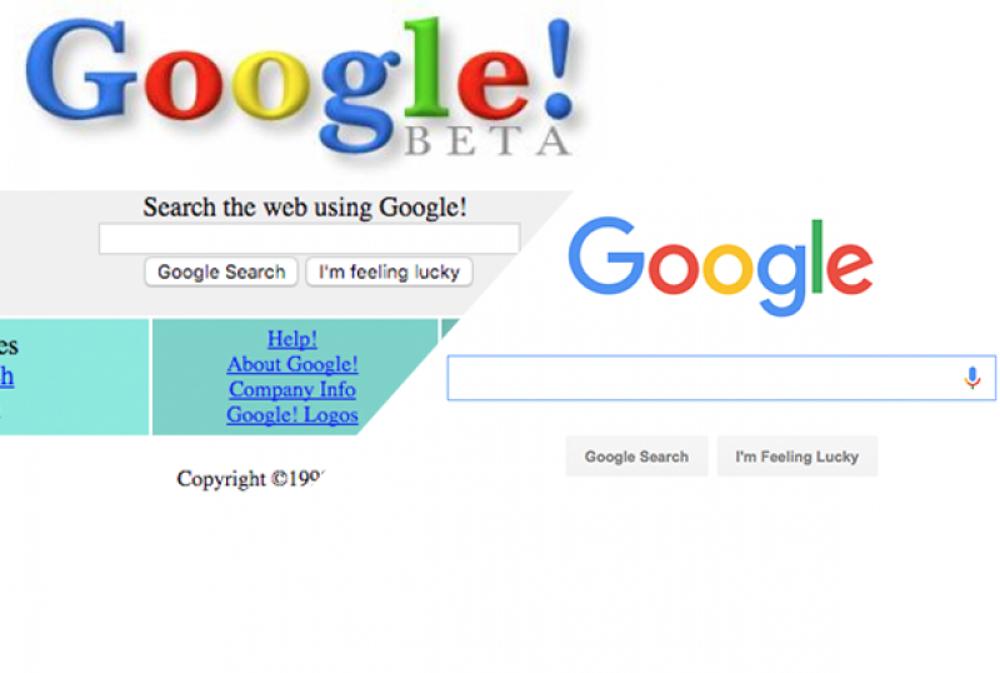 1998: Google