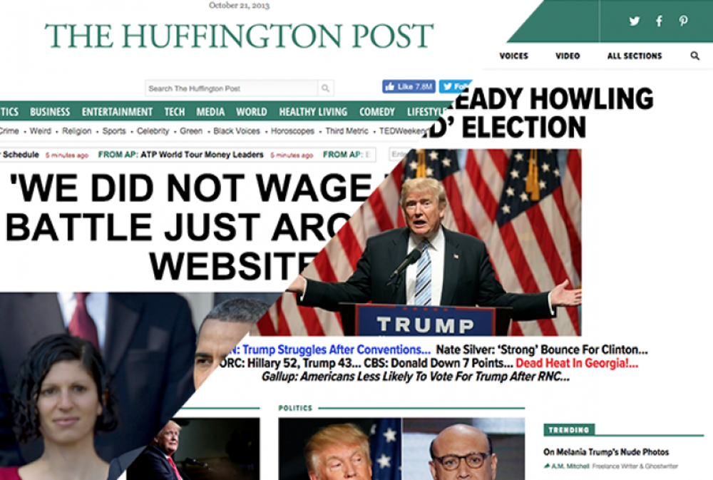2013: The Huffington Post