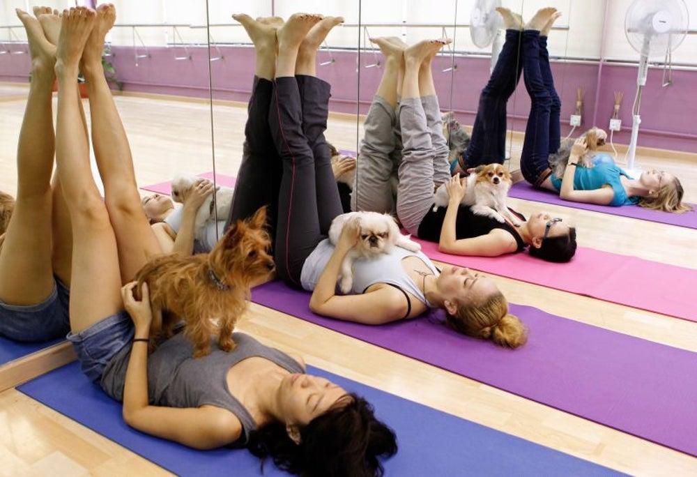 Do yoga.