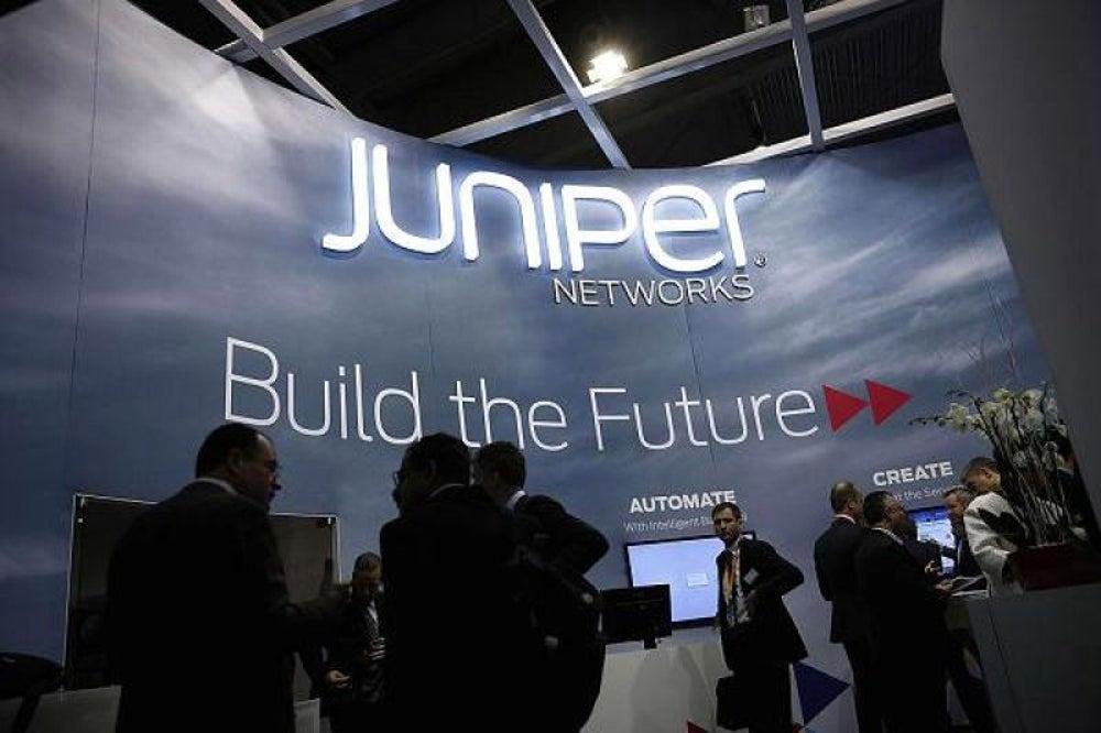 3. Juniper Networks