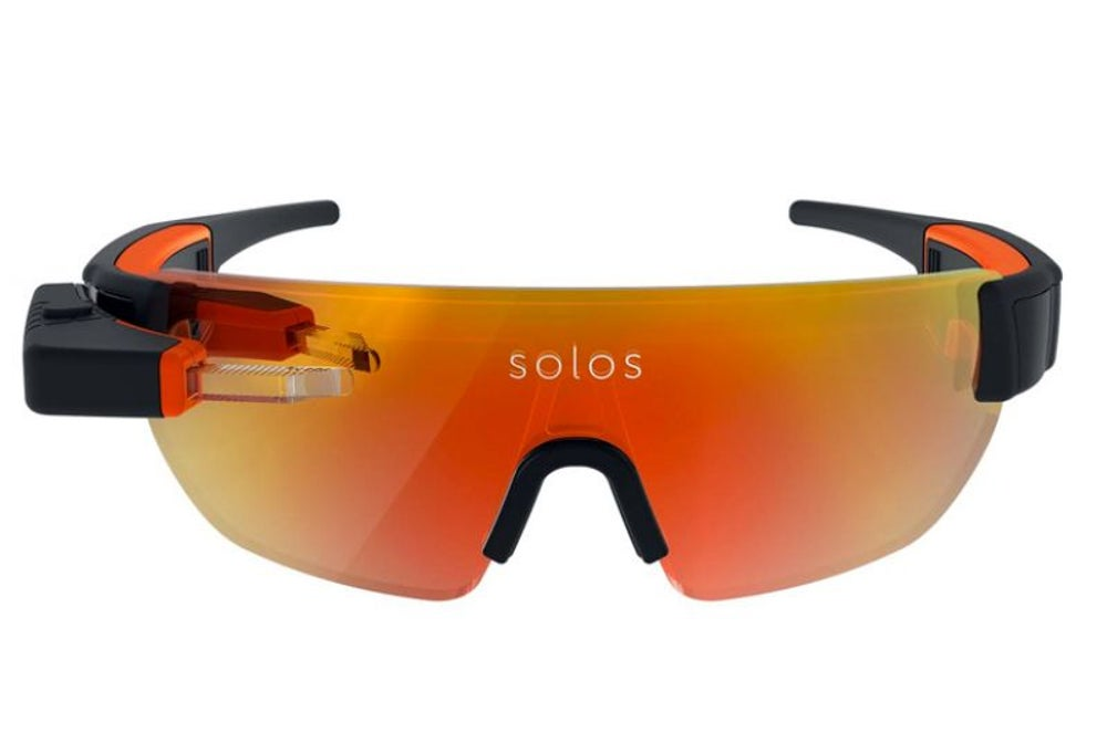 3. Solos augmented reality glasses