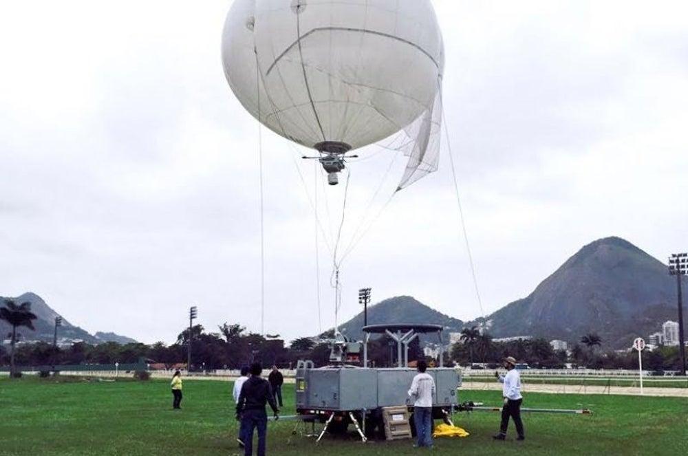 6. Logos Technologies surveillance balloons
