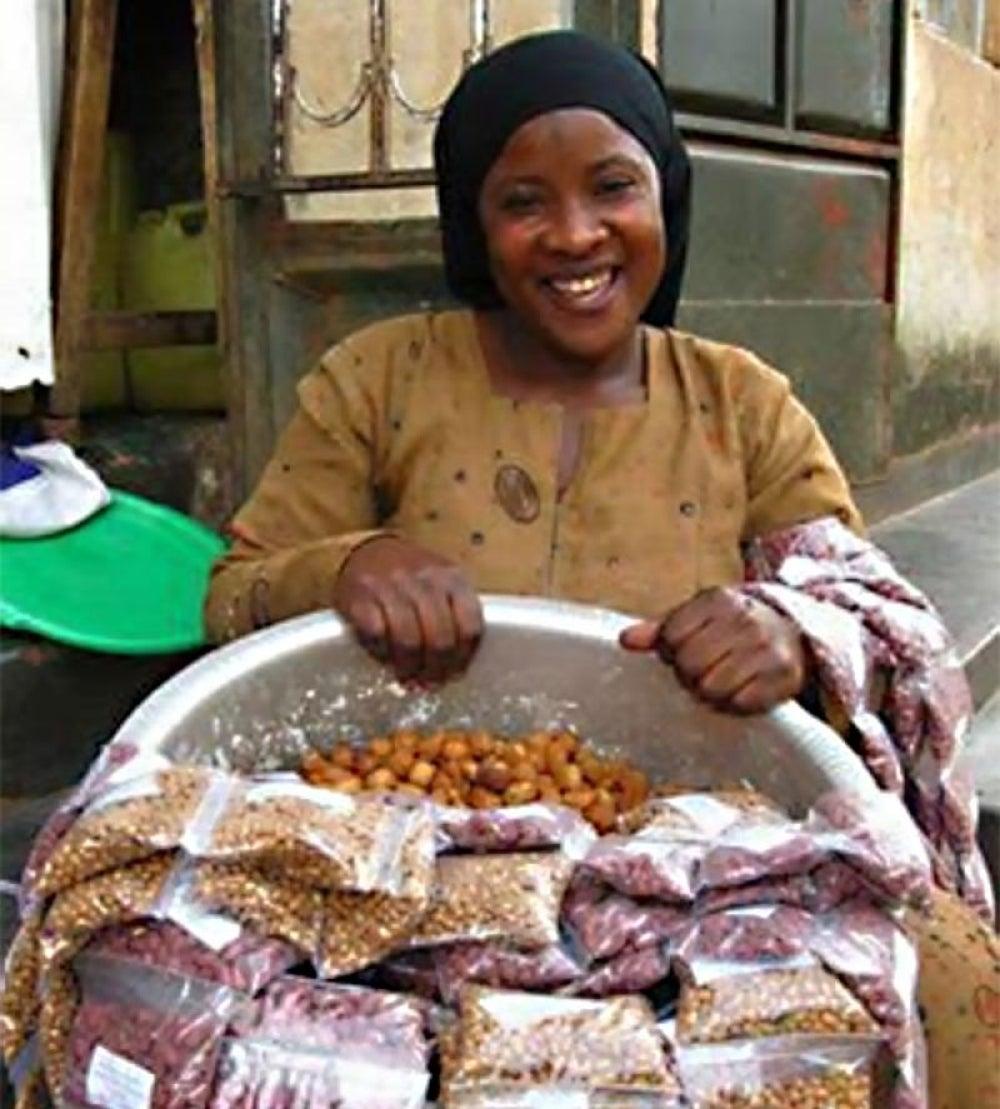 Amina Nalwoga: Queen of Snacks