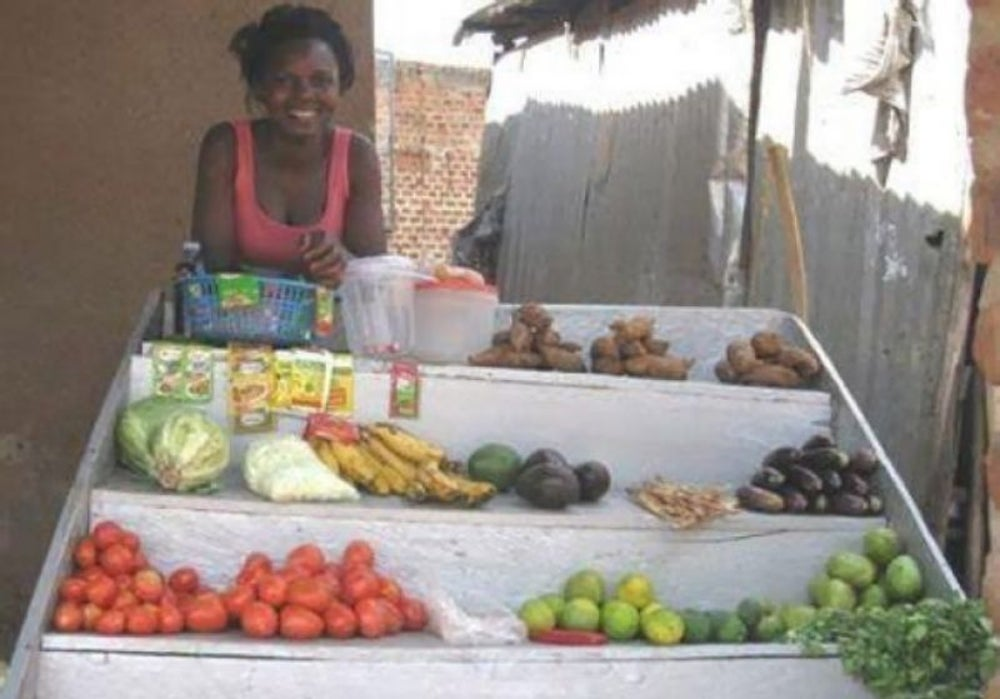 Shallot Namuhawe, Vegetable Stand Merchant