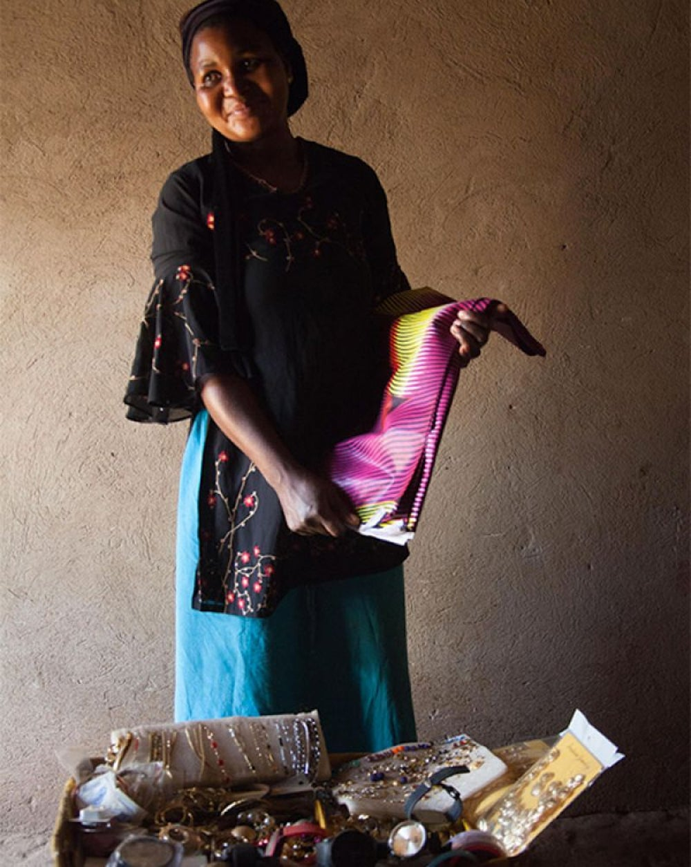 Katiba Apendiki: From Refugee to Businesswoman