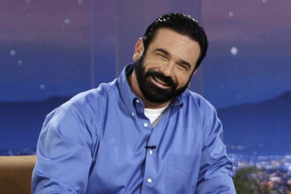 The company was almost represented by Billy Mays.