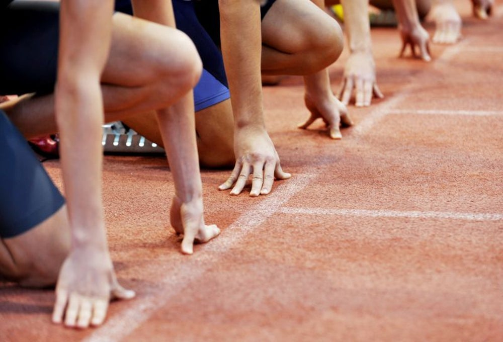 6. Compete in tune-up meets and events.