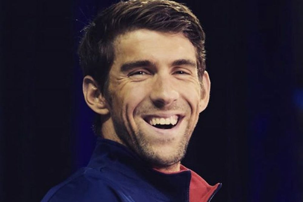 4. Michael Phelps, USA, Male Swimmer