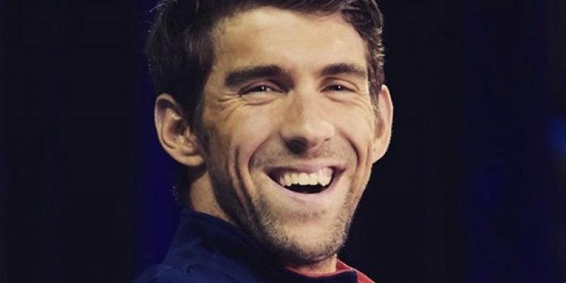 4. Michael Phelps, USA, Male Swimmer