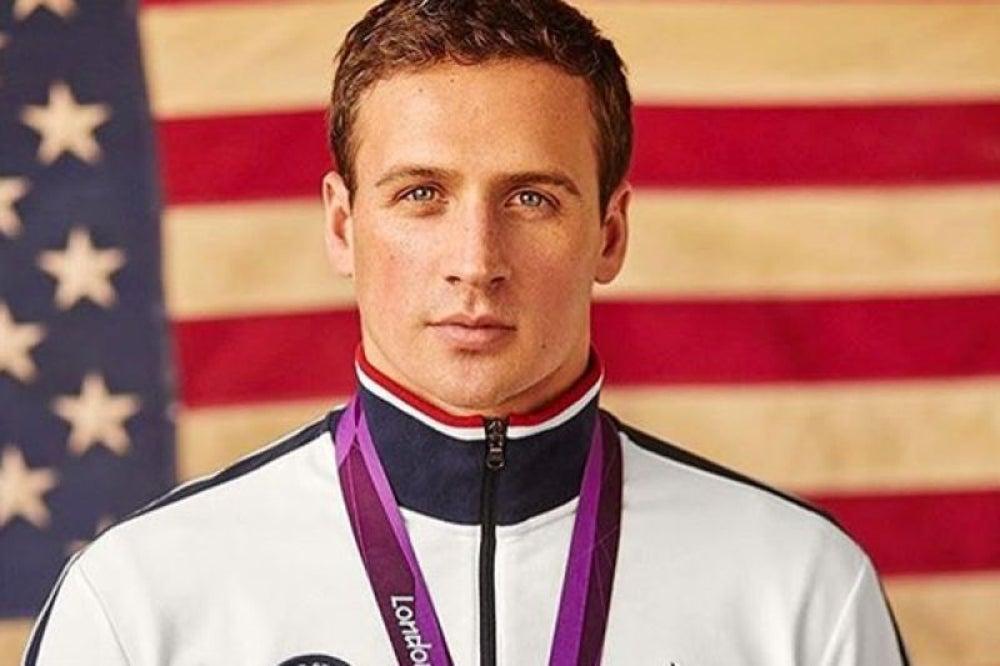8. Ryan Lochte, USA, Male Swimmer