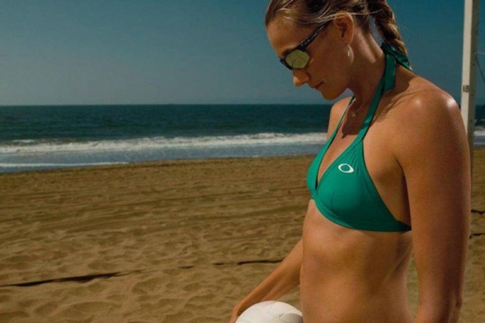 10. Kerri Walsh Jennings, USA, Beach Volleyball Player