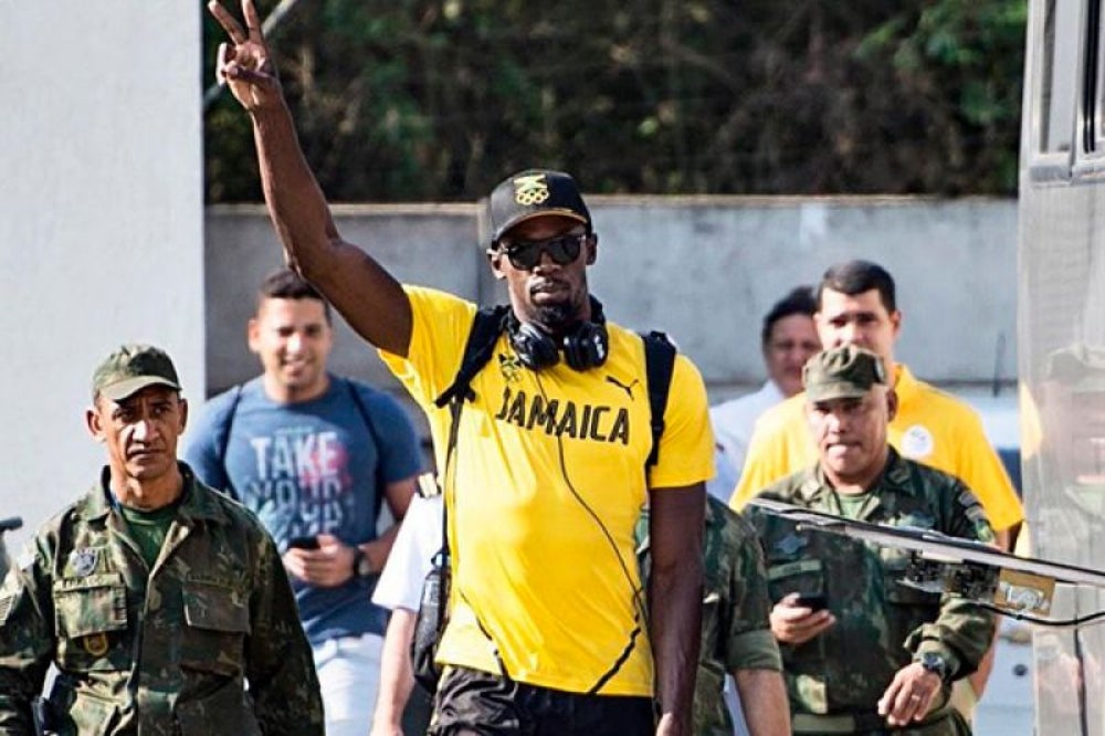 12. Usain Bolt, Jamaica, Track and Field