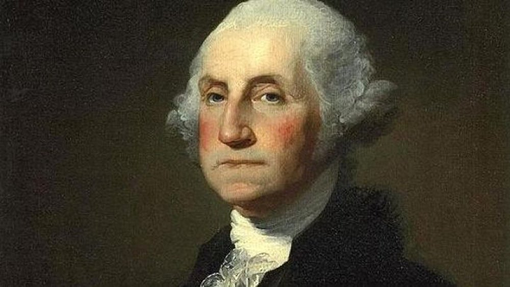 George Washington (1789-1797) $525 million