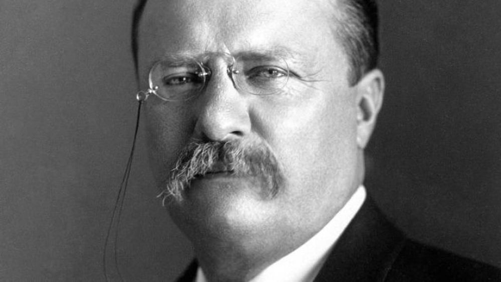 Theodore Roosevelt (1901-1909) $125 million