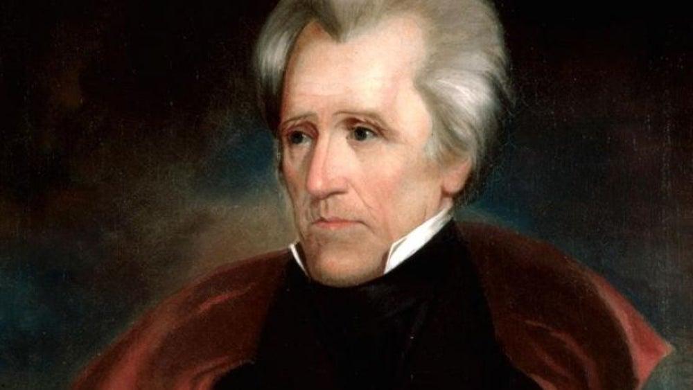 Andrew Jackson (1829-1837) $119 million