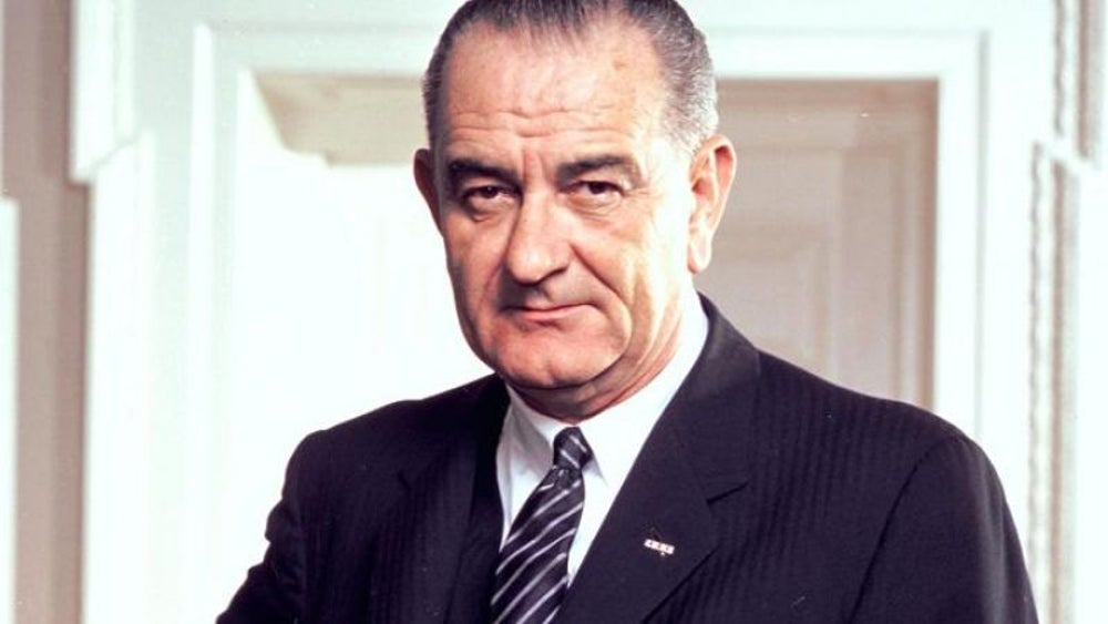 Lyndon Baines Johnson (1963-1969) $98 million