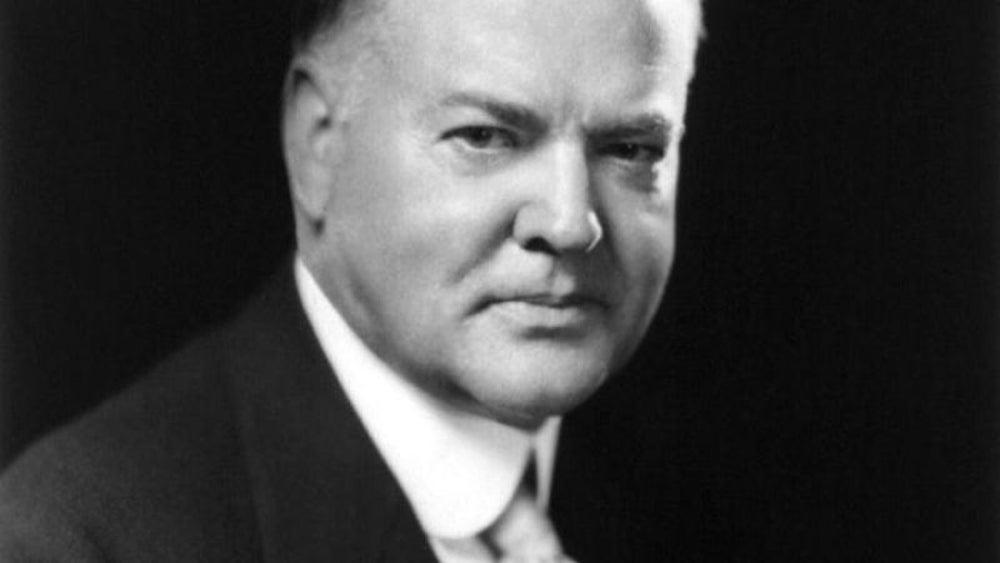 Herbert Hoover (1929-1933) $75 million