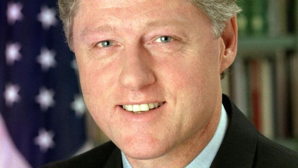 Bill Clinton (1993-2001) $70 million