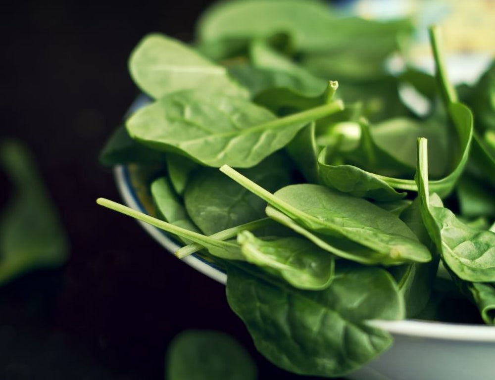 5. Spinach