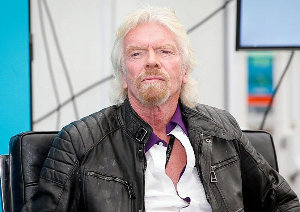 Richard Branson, The Virgin Group founder