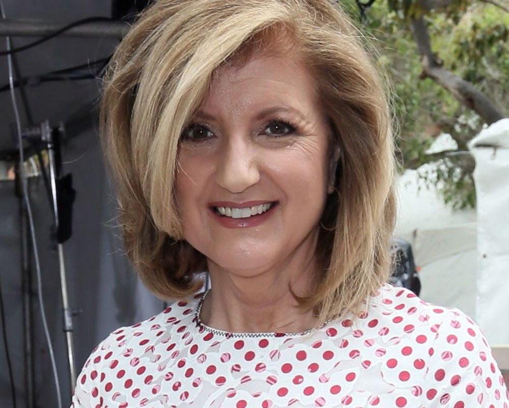 Arianna Huffington, Huffington Post founder