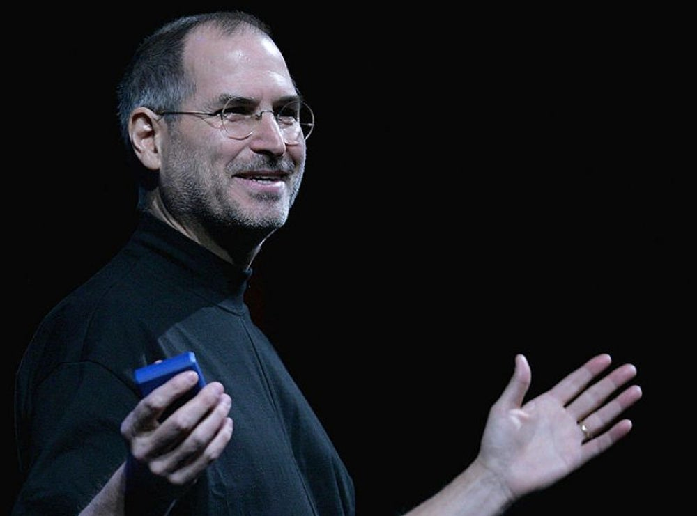 Steve Jobs, Apple co-founder