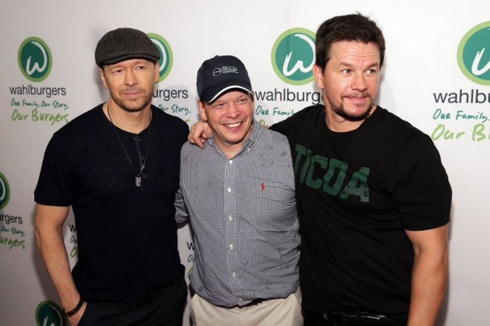 Mark and Donnie Wahlberg, Wahlburgers