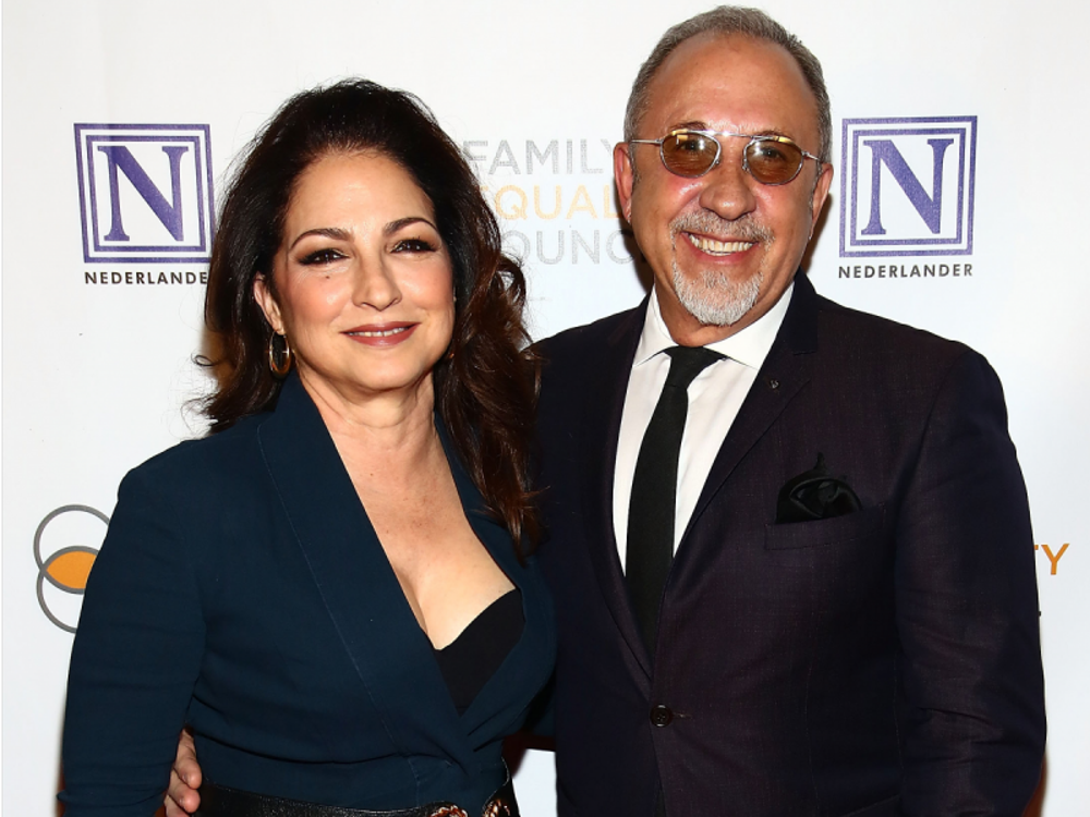Gloria and Emilio Estefan, restaurants, hotels, Univision and the Miami Dolphins