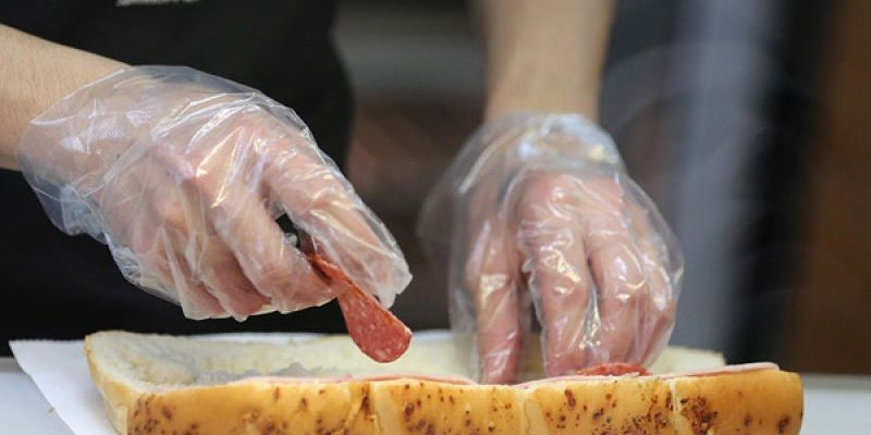 Subway serves 5,300 sandwiches every minute.