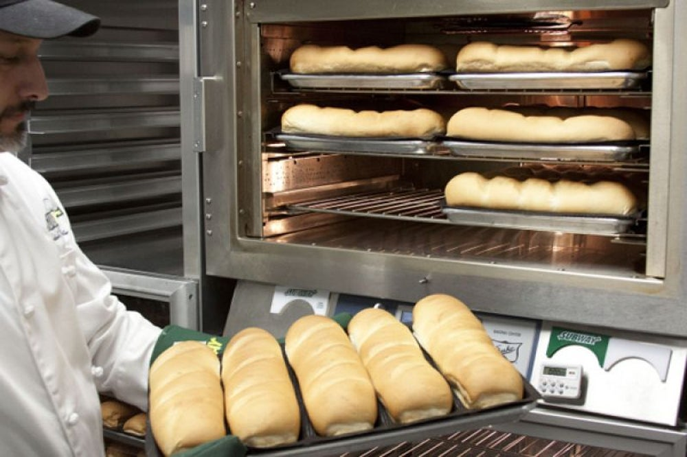 All Subway franchises smell the same.