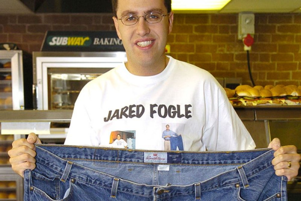 The Subway diet actually works.