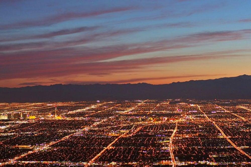 2. Las Vegas, Nevada